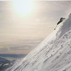Eric skiing Lenin Wave Big Sky Montana.  Photo: Kene Sperry (Eye In The Sky Photography)