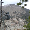 Eric Elk Hunting South West Montana's Madison Range.