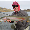 Big Horn Rainbow <br /> Photo: Steve