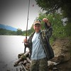 Fishing trip with Denalli