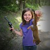 Yep, practice makes perfect   Abbys first squirell one shot kill