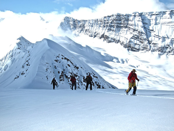 Campbell Icefield Chalet 2012