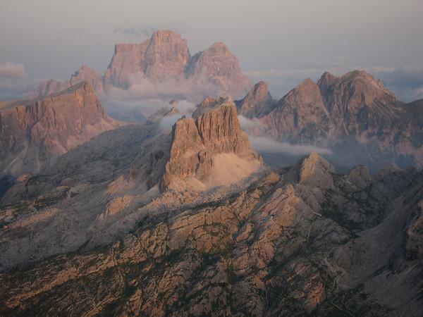 Dolomite Ferrata Trek July 17-22