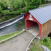 KRISTOPHER RADDER - BRATTLEBORO REFORMER<br /> The Guilford Covered Bridge.