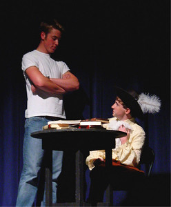 One Act Plays 05-14-04-8272 Learned to Love
