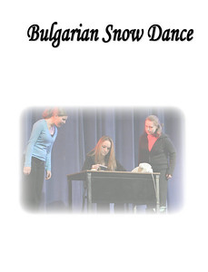 020  Bulgarian Snow Dance cover