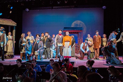 Fiddler on the Roof - Production Photos - Feb 2015
