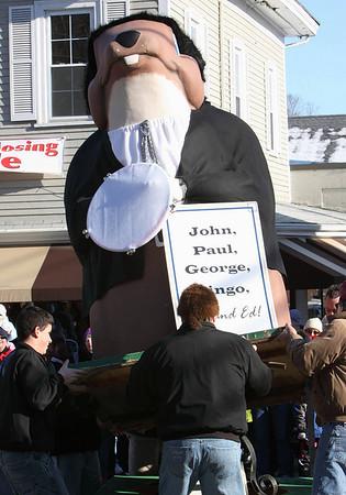 Essex Ed Parade - Jan 31 2009