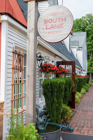South Lane Bistro - Guilford - June 2014
