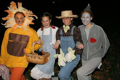 Guilford Halloween Parade 2008