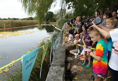 September - GFFE Duck Race
