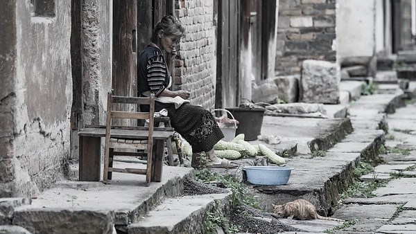 Ancient Town and People