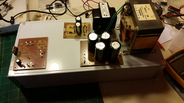Guitar Amp Builds
