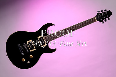Electric Guitar Fine Art Image Art Print 4148.02