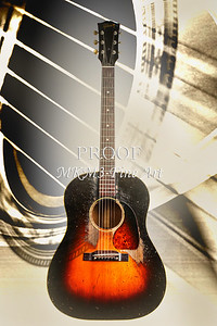 412.1834 Gibson J45 In Color
