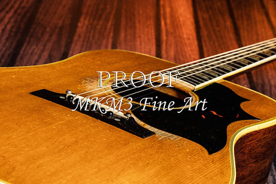 501.1834 Gibson Country Western Guitar Color