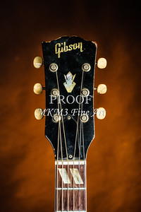 516.1834 Gibson Country Western Guitar Color