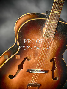 Gretch New Yorker Guitar 121.2109