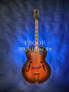 Gretch New Yorker Guitar 119.2109