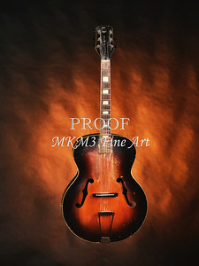 Gretch New Yorker Guitar 103.2109