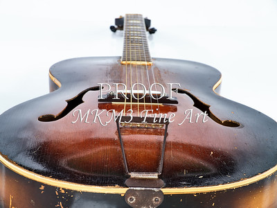 Gretch New Yorker Guitar 114.2109