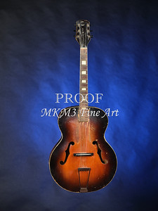 Gretch New Yorker Guitar 105.2109