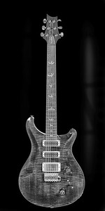 Paul Reed Smith Guitar in Black and White 228.2110