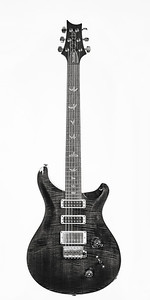 Paul Reed Smith Guitar in Black and White 235.2110