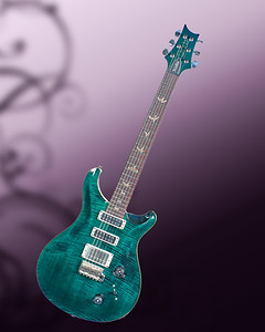 Paul Reed Smith Guitar in Color 103.2110