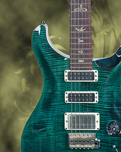 Paul Reed Smith Guitar in Color 106.2110