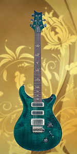 Paul Reed Smith Guitar in Color 102.2110