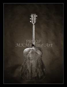 Takamine Guitar 834.2109