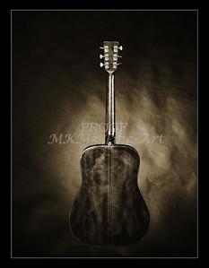 Takamine Guitar 836.2109