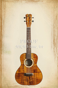 111 .1846 Kanile K3 Tenor Ukulele in Color