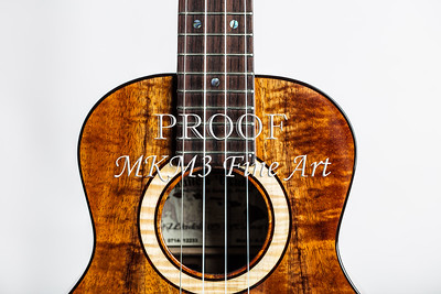 112 .1846 Kanile K3 Tenor Ukulele in Color
