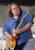 Warren Haynes performs with the Allman Brothers Band at the New Orleans Jazz & Heritage Festival on May 5, 2007.