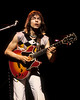 Steve Howe (Yes) performs with Asia at the Warfield Theater in San Francisco on May 22, 1982.