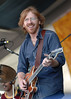Trey Anastasio performs with his band at the New Orleans Jazz & Heritage Festival on May 1, 2005.