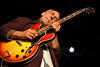 Larry Carlton performs with his Blues Band in the nightclub at the Monterey Jazz Festival on 9-17-05.