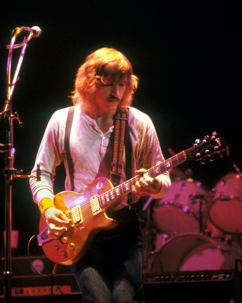 Joe Walsh performing with the Eagles at the Cow Palace in San Francisco on May 9, 1980.