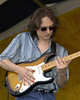 Sonny Landreth performing at the New Orleans Jazz & Heritage Festival on May 1, 2003.