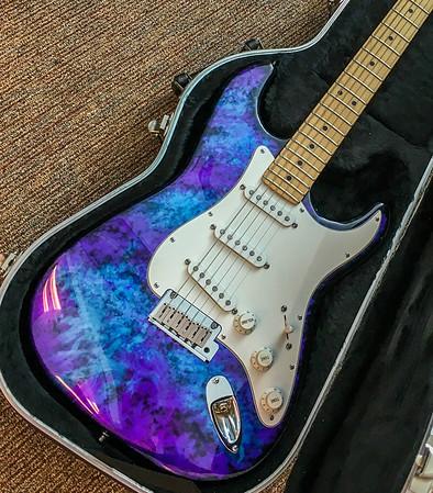1994 Fender aluminum Strat