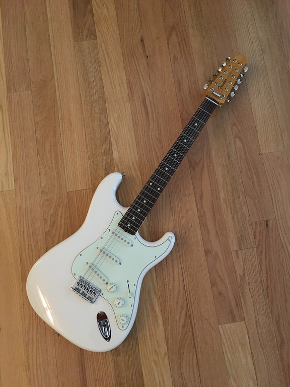 Stratocaster XII