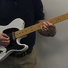 "2016 Fender limited edition ""Magnificent 7"" White Ash Telecaster"