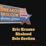 Eric Krasno Shaheed Solo