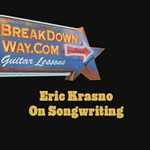 Eric Krasno On Song Writing