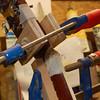 """Vintage V300 headtsock break repair by  <a href=""""http://www.guitartechnician.co.uk"""">http://www.guitartechnician.co.uk</a>"""