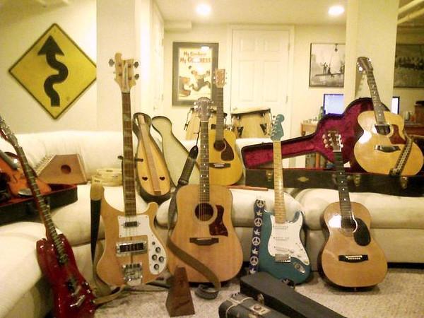 Stringed Instruments Galore