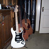 Fender Stratocaster Billy Corgan model