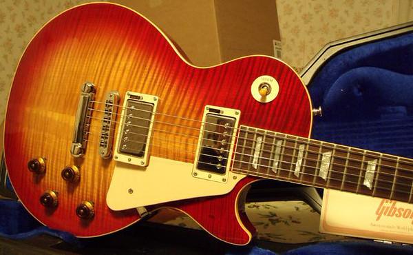 1985 Gibson Les Paul 1959 Reissue